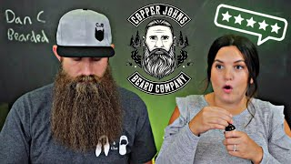 Copper Johns Beard co [Sea Min…