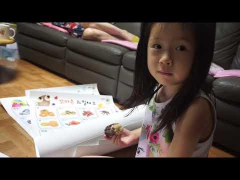 [그린키즈] 펼쳐진 꼬마손 벽보 10종세트