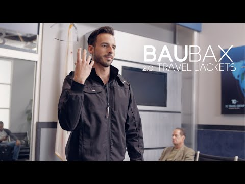 How To Make Airline Travel Not Suck | Featuring BauBax's 2.0 Travel Jackets