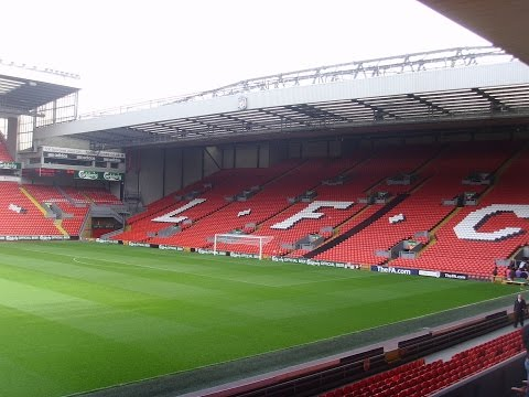 Places to see in ( Liverpool - UK ) Anfield Stadium