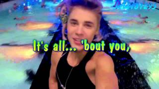 Justin Bieber - Beauty and a Beat (Music Video) [Lyrics on screen]