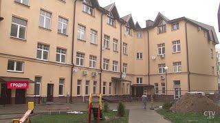 Элитный дом, в котором невозможно жить, продал застройщик в Гродно