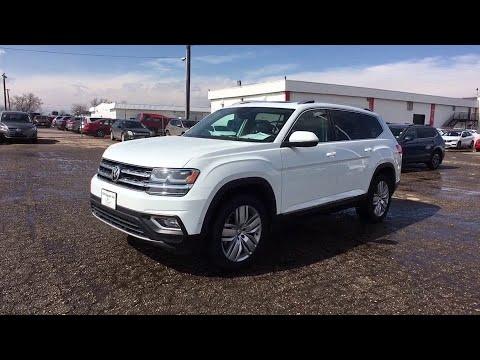 2019 Volkswagen Atlas Denver, Aurora, Lakewood, Littleton, Fort Collins, CO KC530985