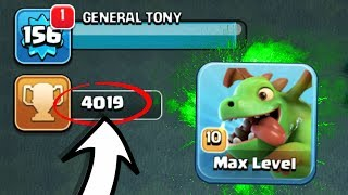 WE FINALLY HIT 4000 TROPHIES!! - BEST ATTACK STRATEGY'S IN THE BUILDERS VILLAGE! - Clash Of Clans