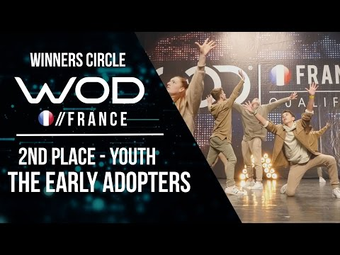 The Early Adopters | 2nd Place Youth | World of Dance France Qualifier | Winners Circle | #WODFR17