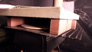 8 Weeks Winter Camping - Wood Fired Pizza Oven In Tent, Weather Sealing Tent