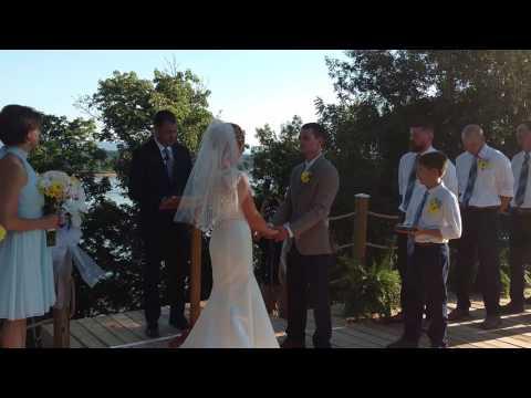 Ashton and SteveO wedding 2016