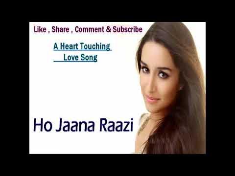 Aashiqui 3 leaked Full song   Ho Jana Razi   Arijit Singh   2018