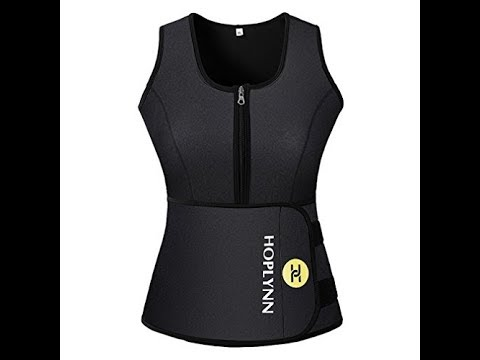b62379999f Hoplynn Sweat Vest Product Review - YouTube