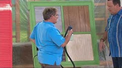 Paint Zoom Pro Paint Sprayer w/ 3 Paint Storage Containers on QVC