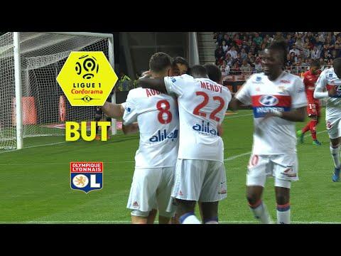 But Nabil FEKIR (53') / Dijon FCO - Olympique Lyonnais (2-5)  (DFCO-OL)/ 2017-18