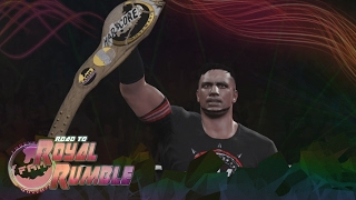 FaM: Road To Rumble - Pandurinho Introduces The NEW Hardcore Championship! (WWE 2K17)