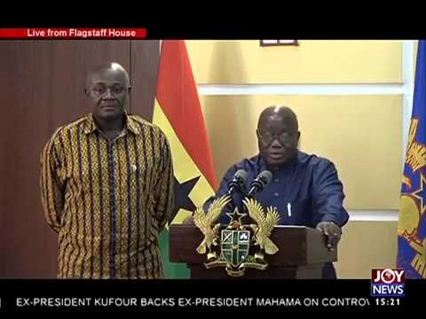 Ministerial Appointments - The Pulse on Joy News (11-1-17)