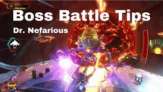 Ratchet & Clank - Dr. Nefarious Boss Battle Tips (Final Boss PS4)