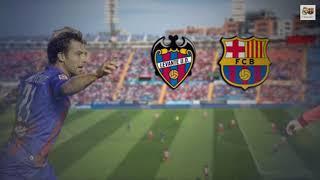 Horario y dónde ver GRATIS por TV el Barça-Levante