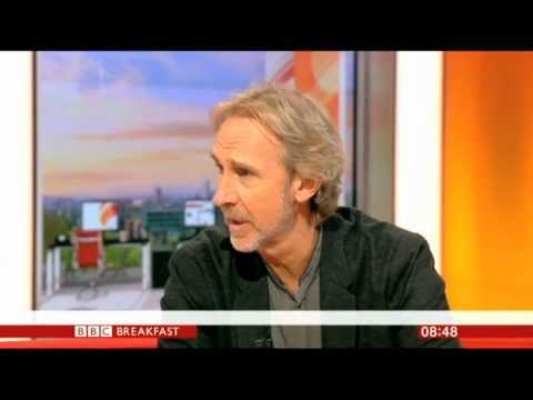 Mike Rutherford on BBC Breakfast News  21st January 2014