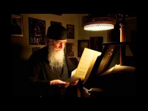 Devil in mind (subtitled) - Orthodox monk father Nikon of mountain ...