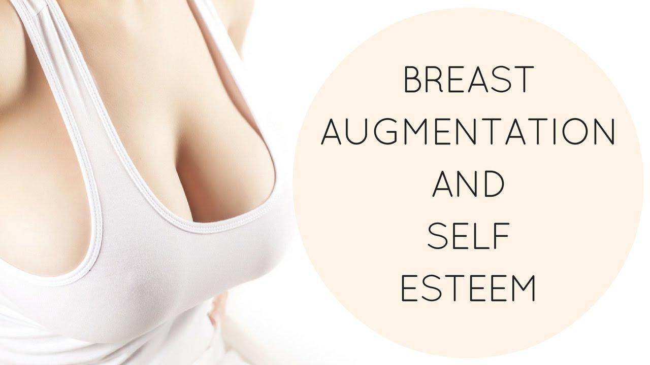 Low self esteem breast implants