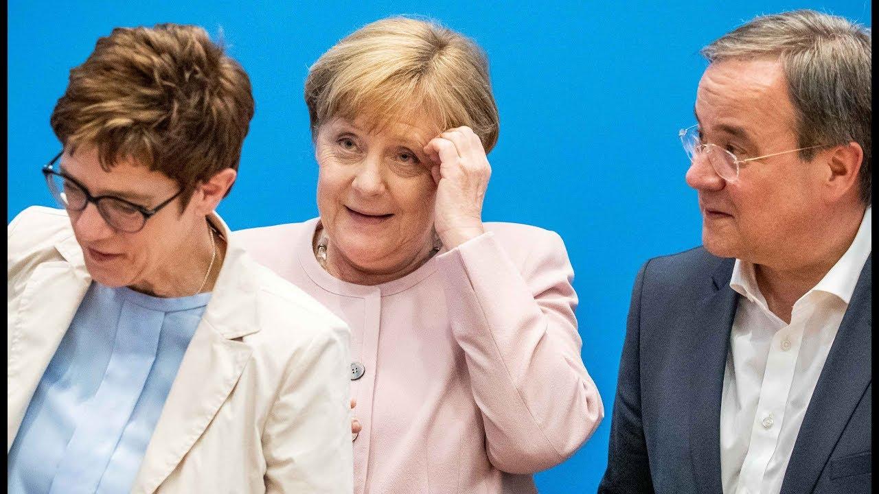 GROKO IN DER KRISE: CDU zittert vor drohendem Machtverlust