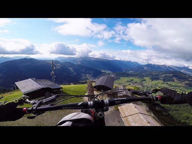 GoPro Awards: Kilian Bron's Magic Mountain Bike