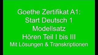 Goethe Zertifikat A1 Start Deutsch 1 Mündlicher T лучшие приколы