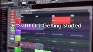 fl studio   getting started tutorial