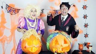 Halloween Challenge - Ami Rodriguez Ft. Sofia Castro