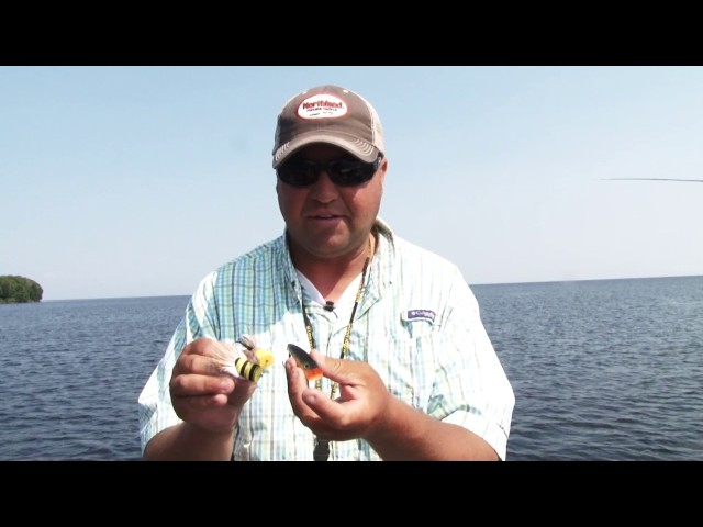 Tony Roach Fishing Report Mille Lacs Llake Early August 2017