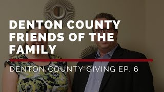Denton County Giving: Denton County Friends of the Family
