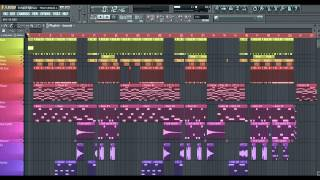 Enrique Iglesias - Heart Attack - instrumental - FL Studio 11 -FLP Download mp3 @enrique305