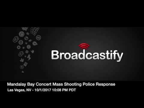 Las Vegas NV Mandalay Bay Mass Shooting Police Response