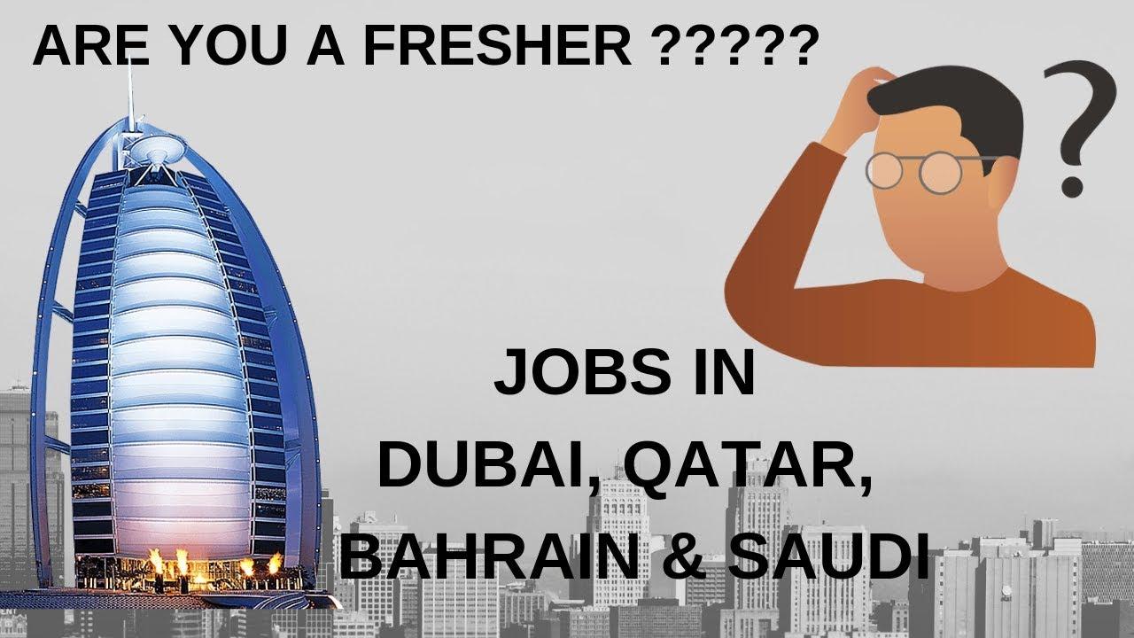 Fresher Jobs I Dubai I Qatar I Bahrain I Fast Food Restaurant