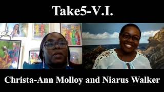 TAKE5-V.I.  Episode: #6 Christa-Ann Molloy