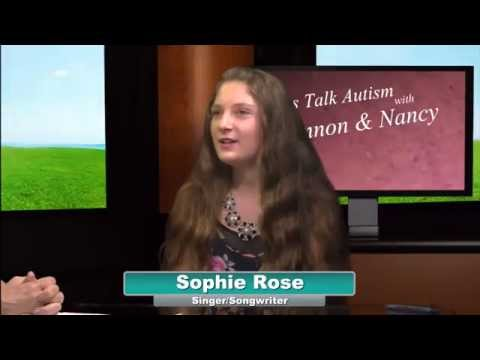 Sophie Rose's Firefly to Benefit Autism