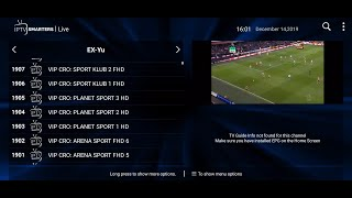 IPTV Smarters Pro: Android apl…