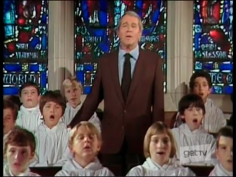 Perry Como Live - Christ Is Born