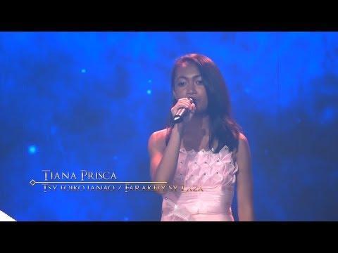 La Voix d'or Tiana Prisca -Tsy foiko ianao(Farakely & Laza) Saison 2 prime 1