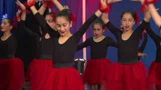 """Մեծ Մասրիկ համայնքի """"Ղարիբյան """" պարային ստուդիա  14.12.2019"""