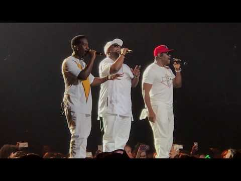 Boyz II Men Full Live Set on The Total Package Tour 2017
