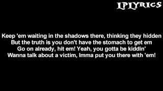 Linkin Park - Victimized (M. Shinoda Remix) [Lyrics on screen] HD