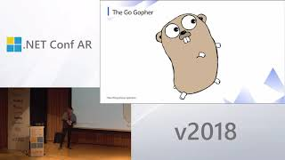 Rodolfo Finochietti - Corriendo aplicaciones Go en Azure