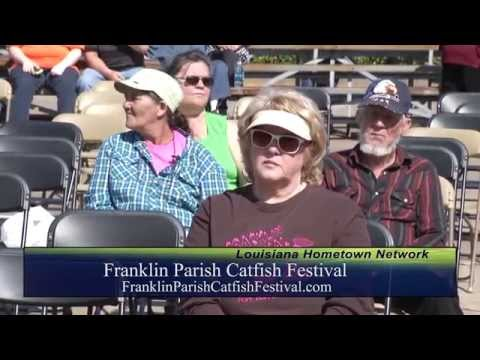 Franklin Parish Catfish Festival 2015