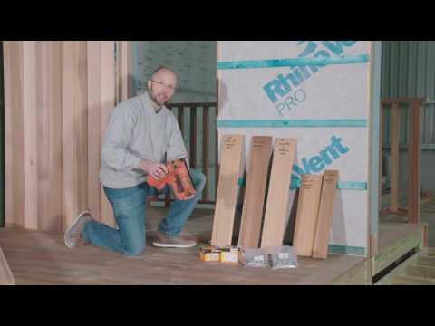 James Hardie Hardieplank 174 Cladding Installation Video Doovi