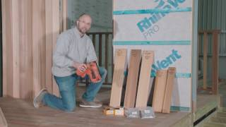 How to fit Western Red Cedar Cladding