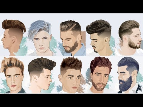 Best Easy To Maintain Haircuts & Hairstyles Trends For Men in 2018