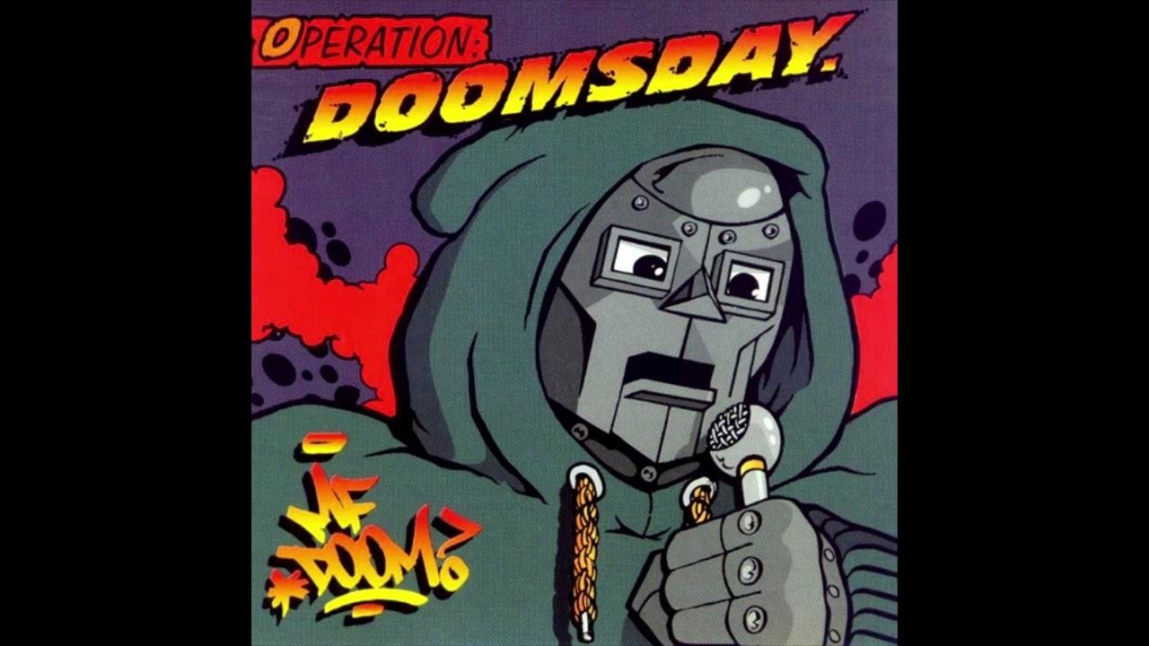 MF DOOM - Hero vs. Villain (Epilogue)