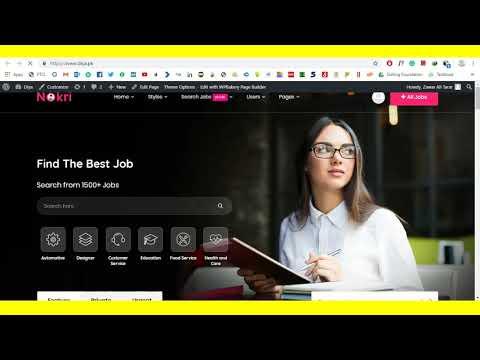 How to Make Job Portal & Job Board Website with WordPress   Professional Job Website