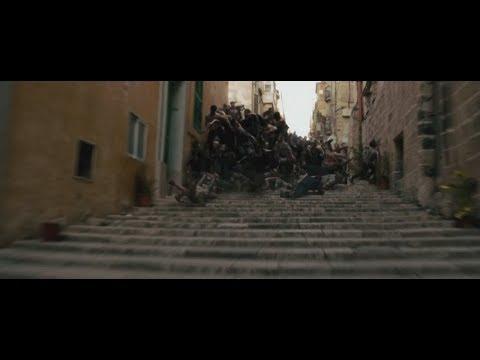Зомби проникают в Иерусалим. Часть-2  Война миров Z ( World War Z )