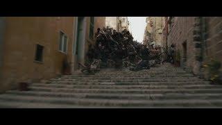Зомби проникают в Иерусалим. Часть-2 \ Война миров Z ( World War Z )