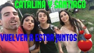 Video Exclusivo Catalina y Santiago Vuelven a Estar Juntos | Sin Senos Si Hay Paraíso 4 download MP3, 3GP, MP4, WEBM, AVI, FLV Agustus 2018